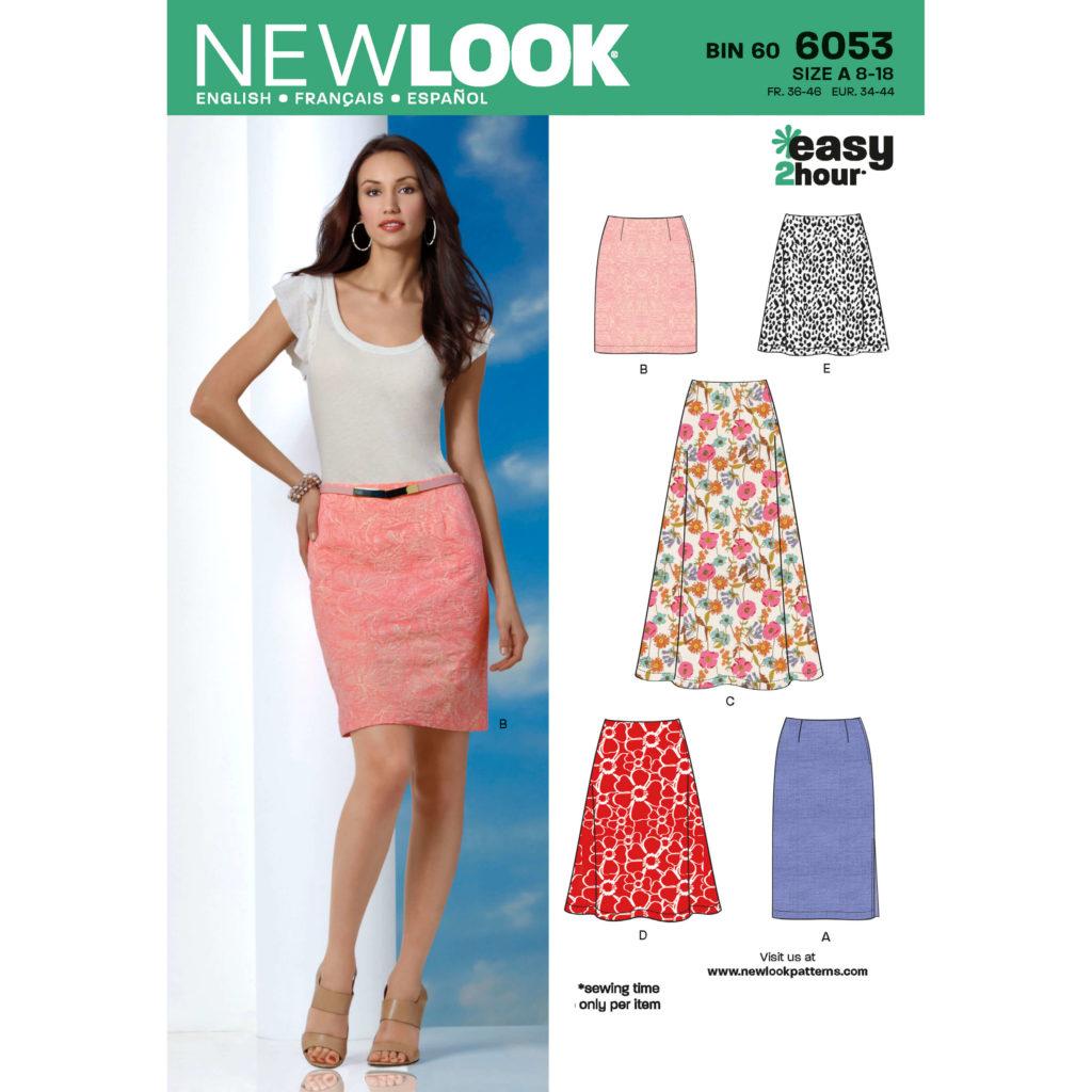 New Look 6053