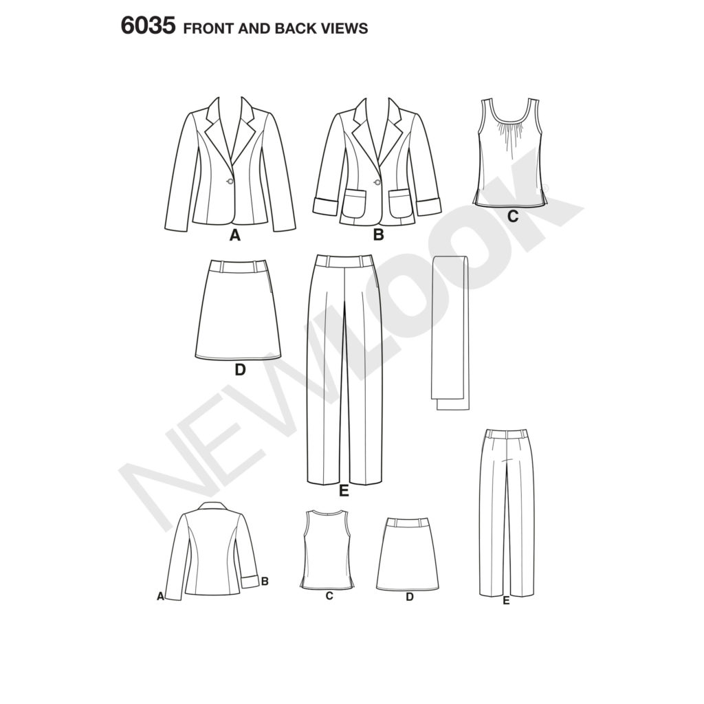 New Look 6035