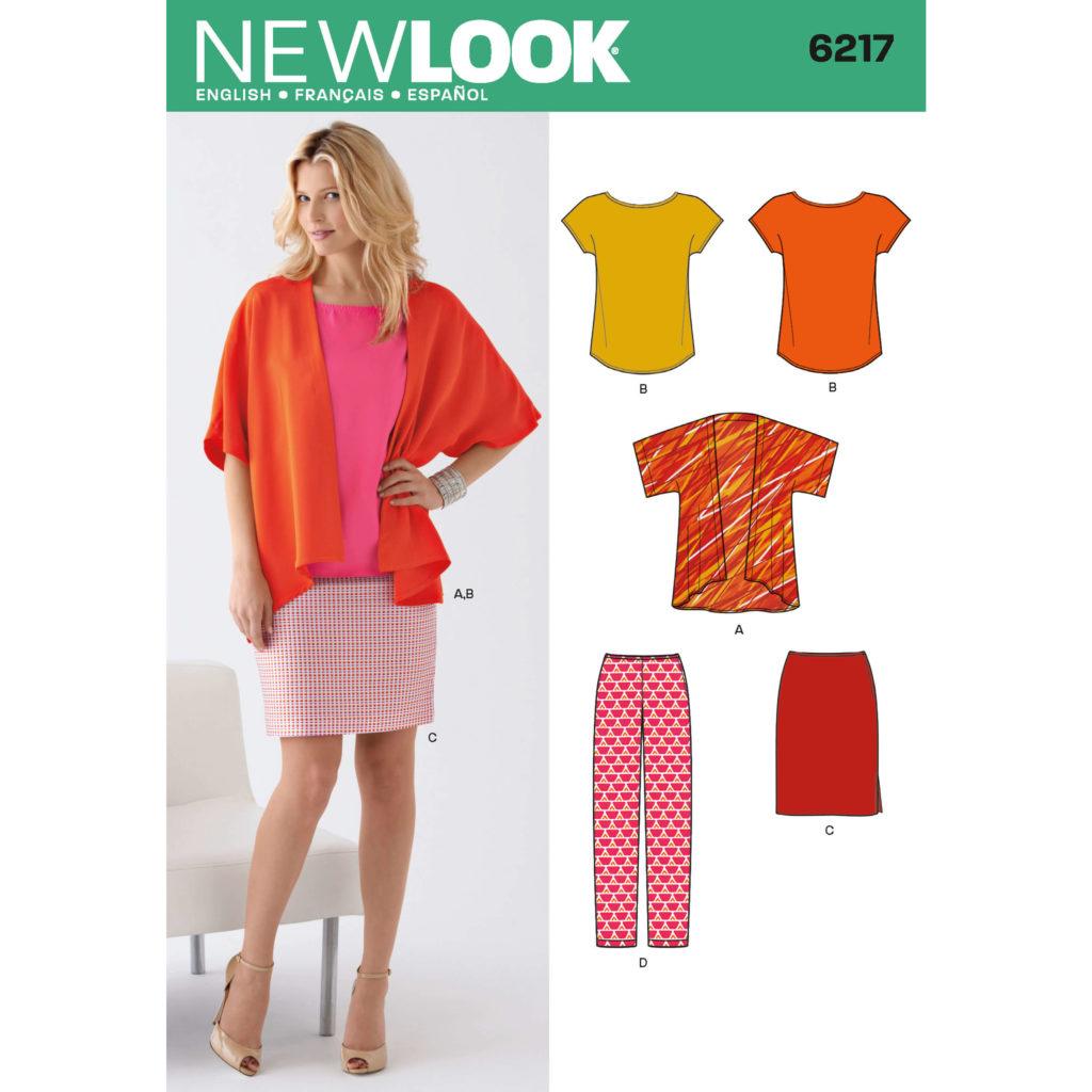 New Look 6217