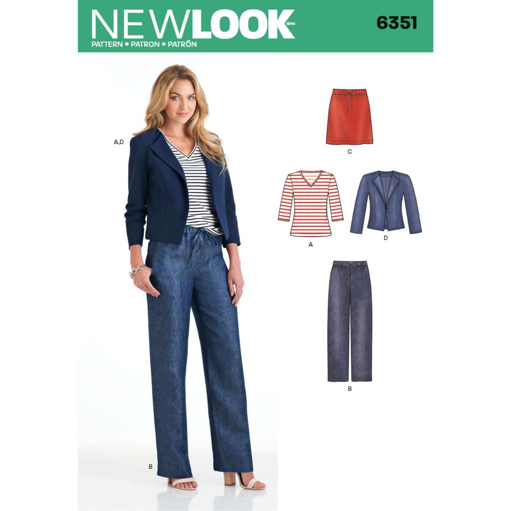 New Look 6351