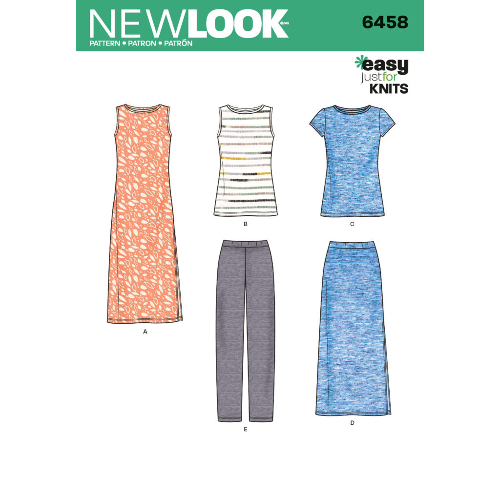 New Look 6458