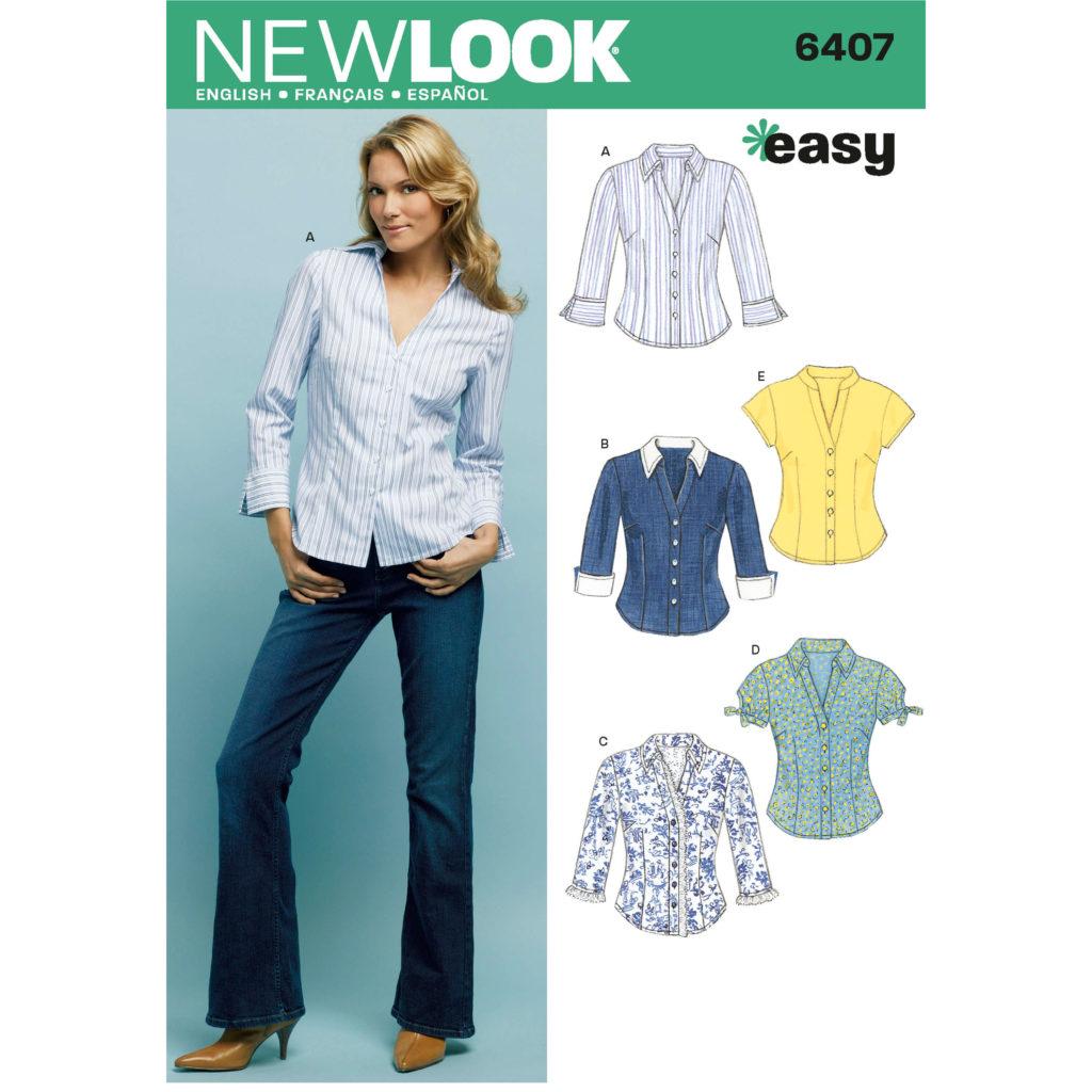 New Look 6407