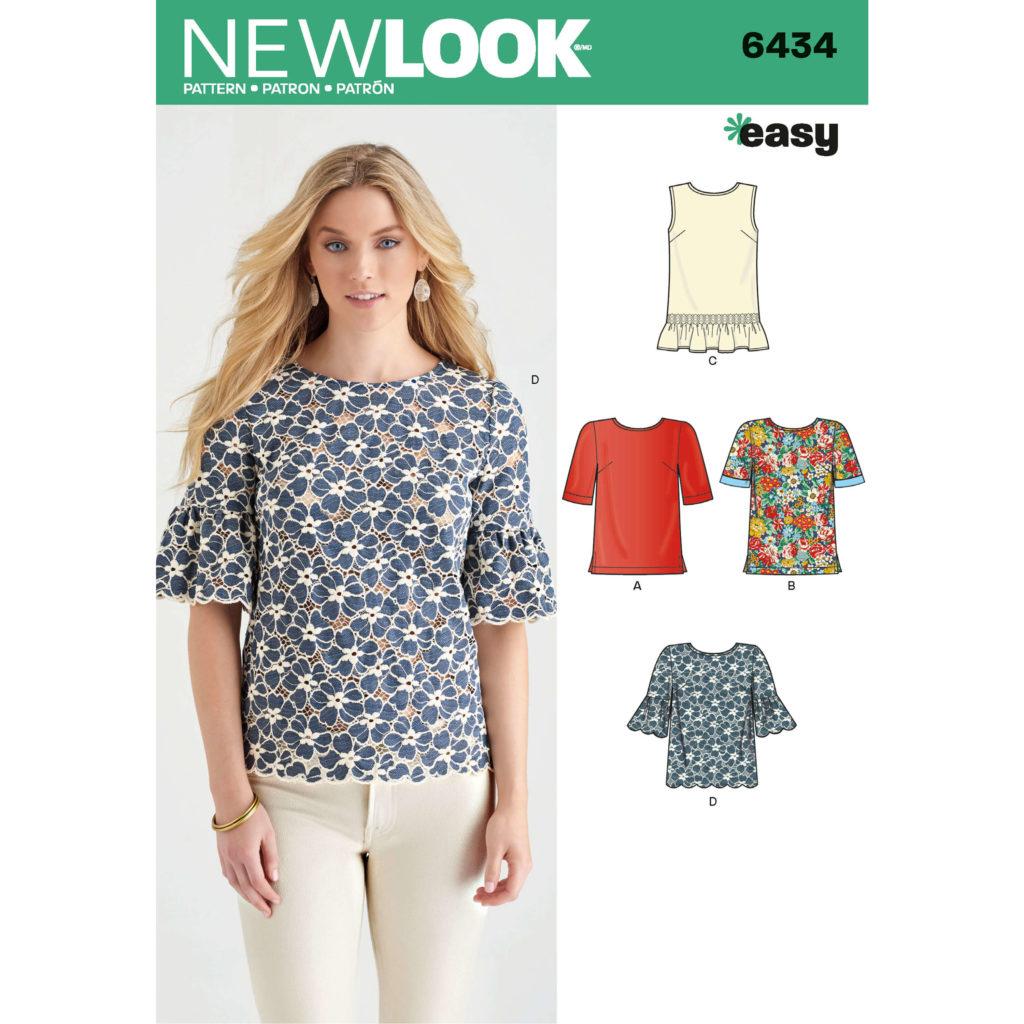 New Look 6434