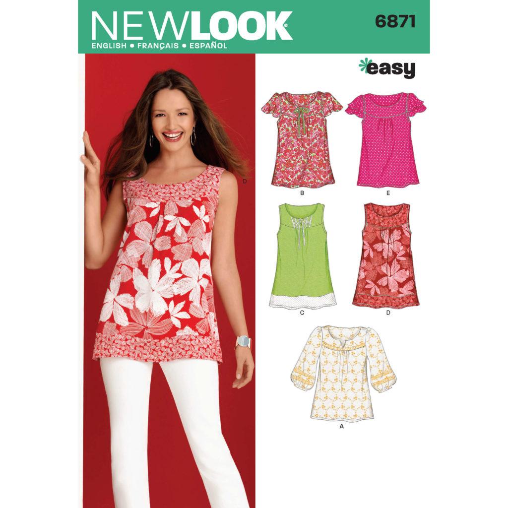 New Look 6871
