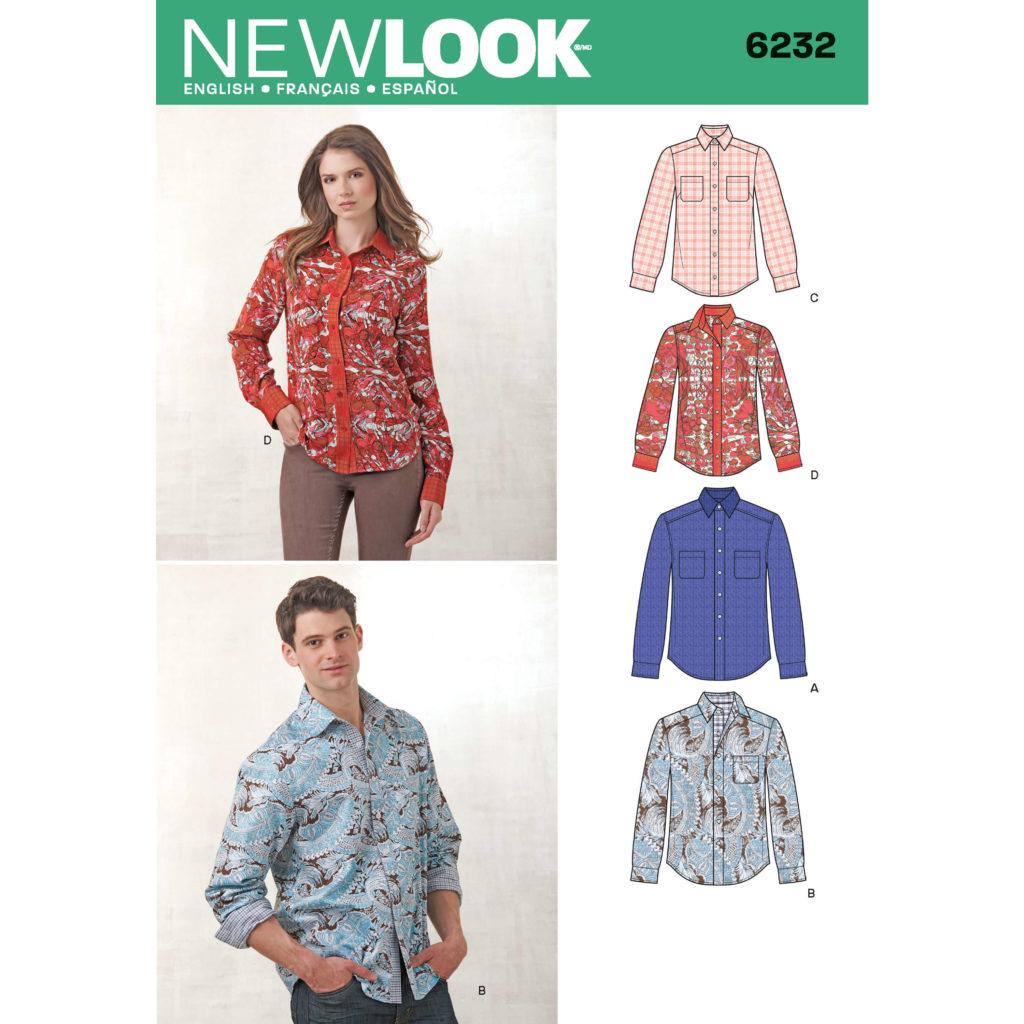 New Look 6232