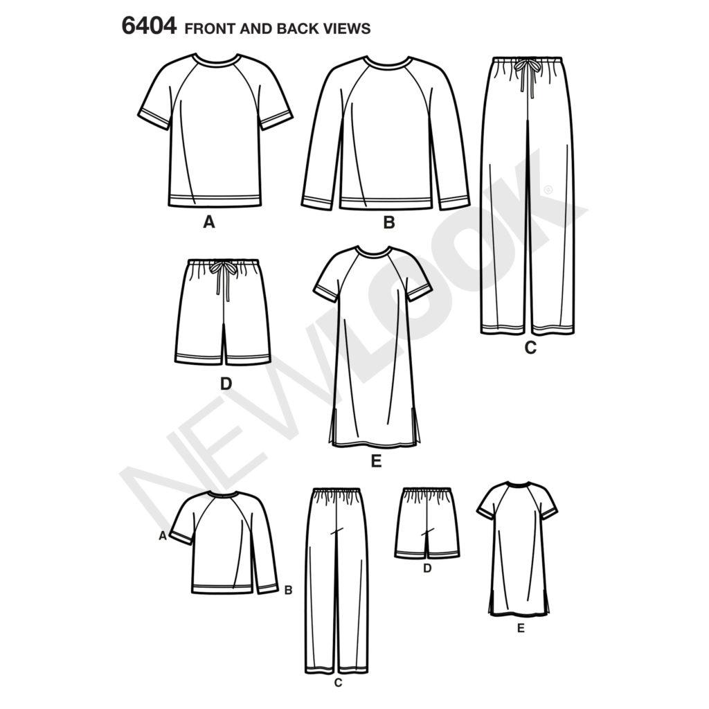 New Look 6404