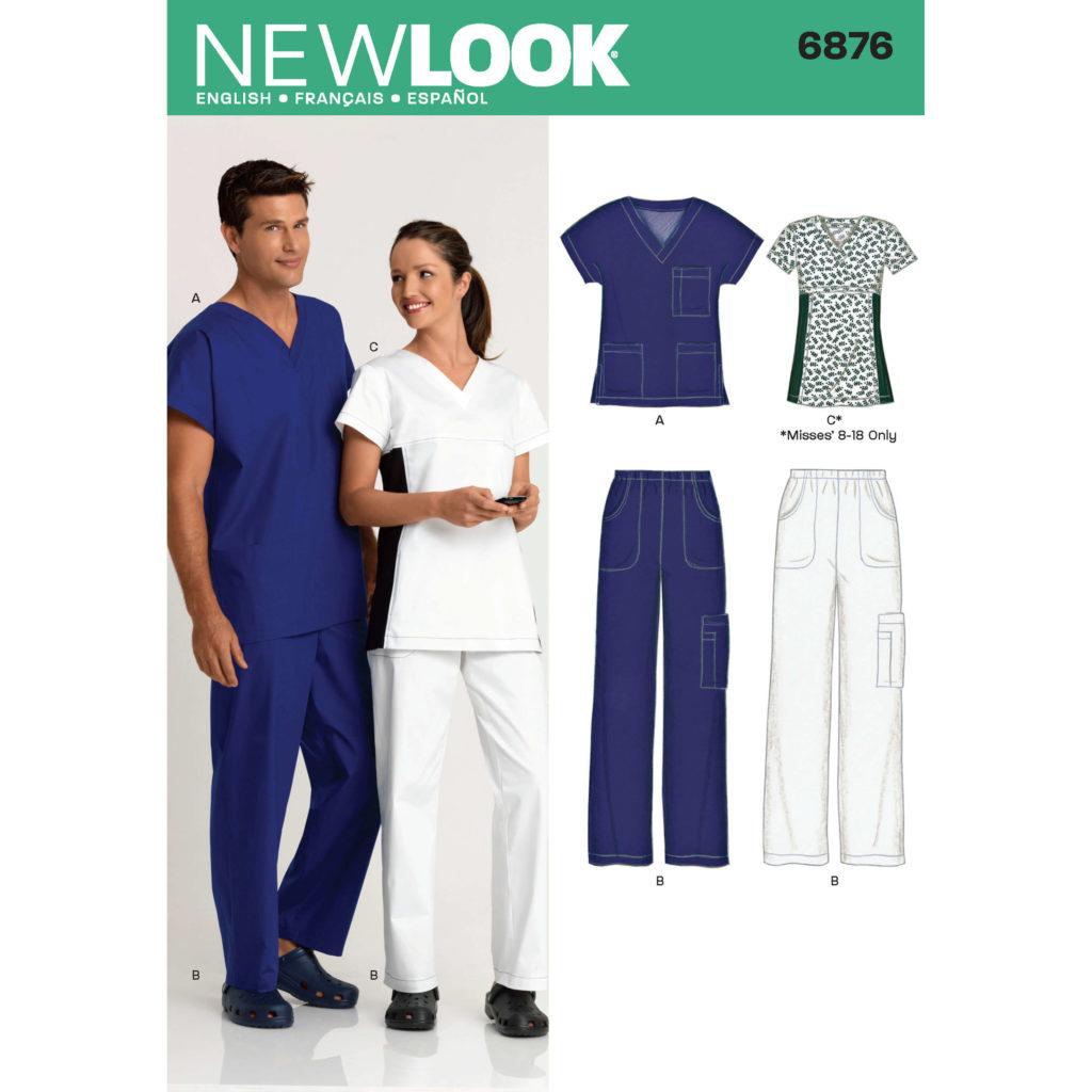 New Look 6876