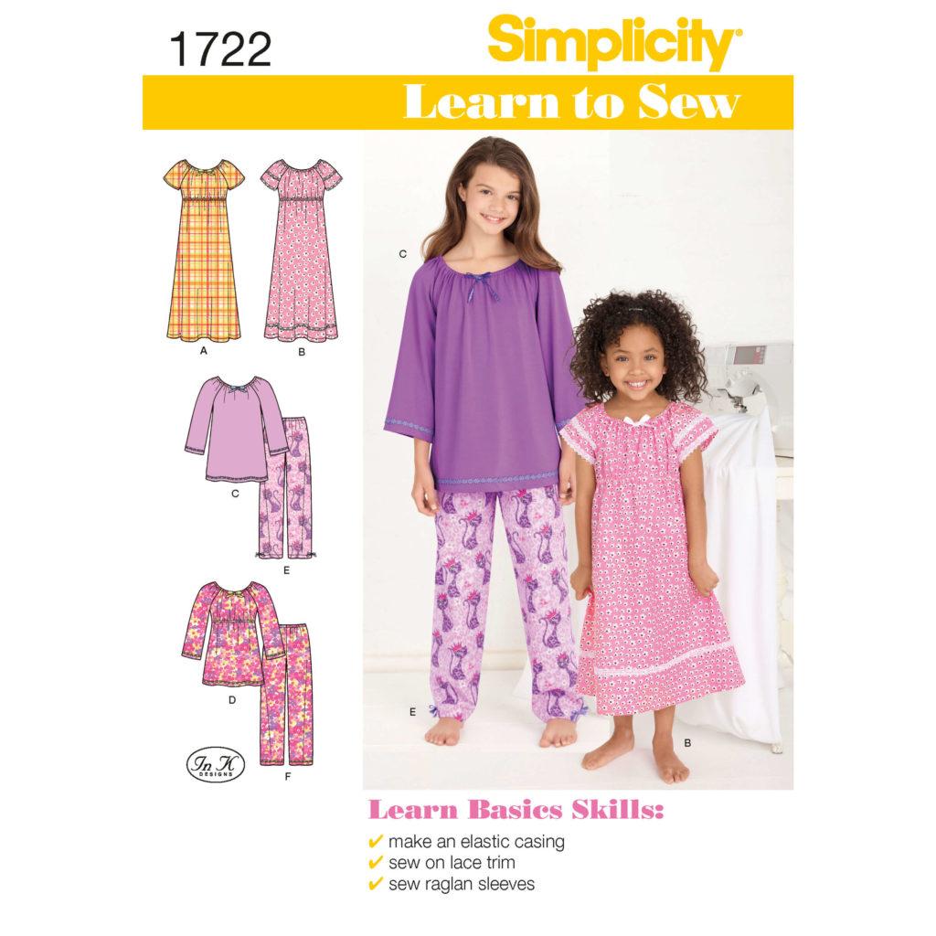 Simplicity 1722