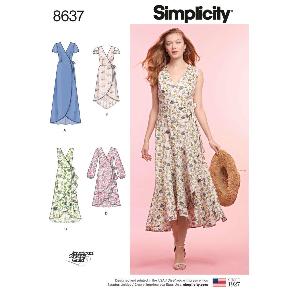 Simplicity 8637