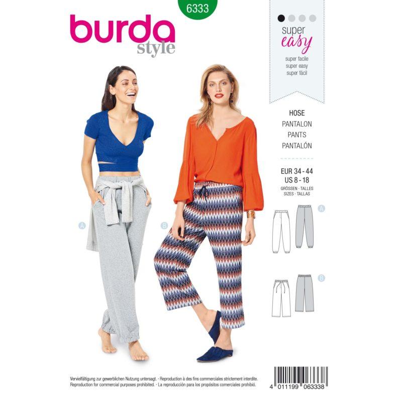 Burda 6333