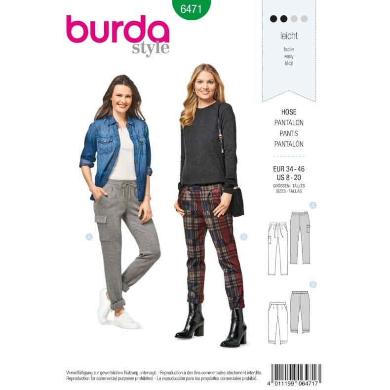 Burda 6471