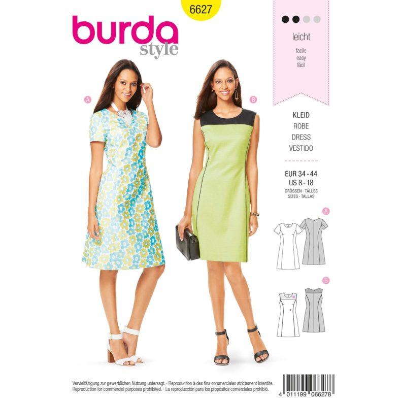 Burda 6627