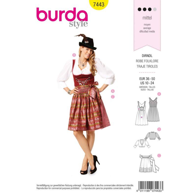 Burda 7443