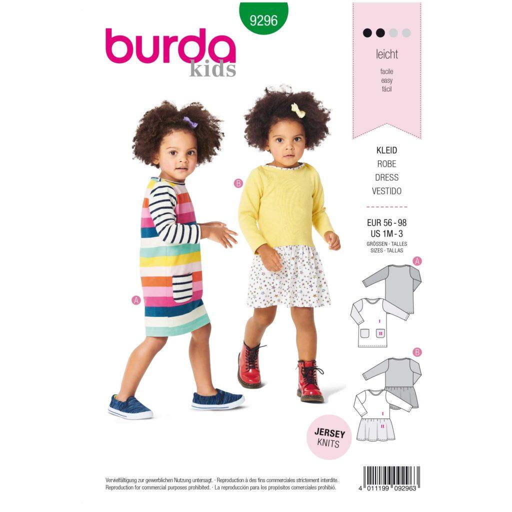 Burda 9296