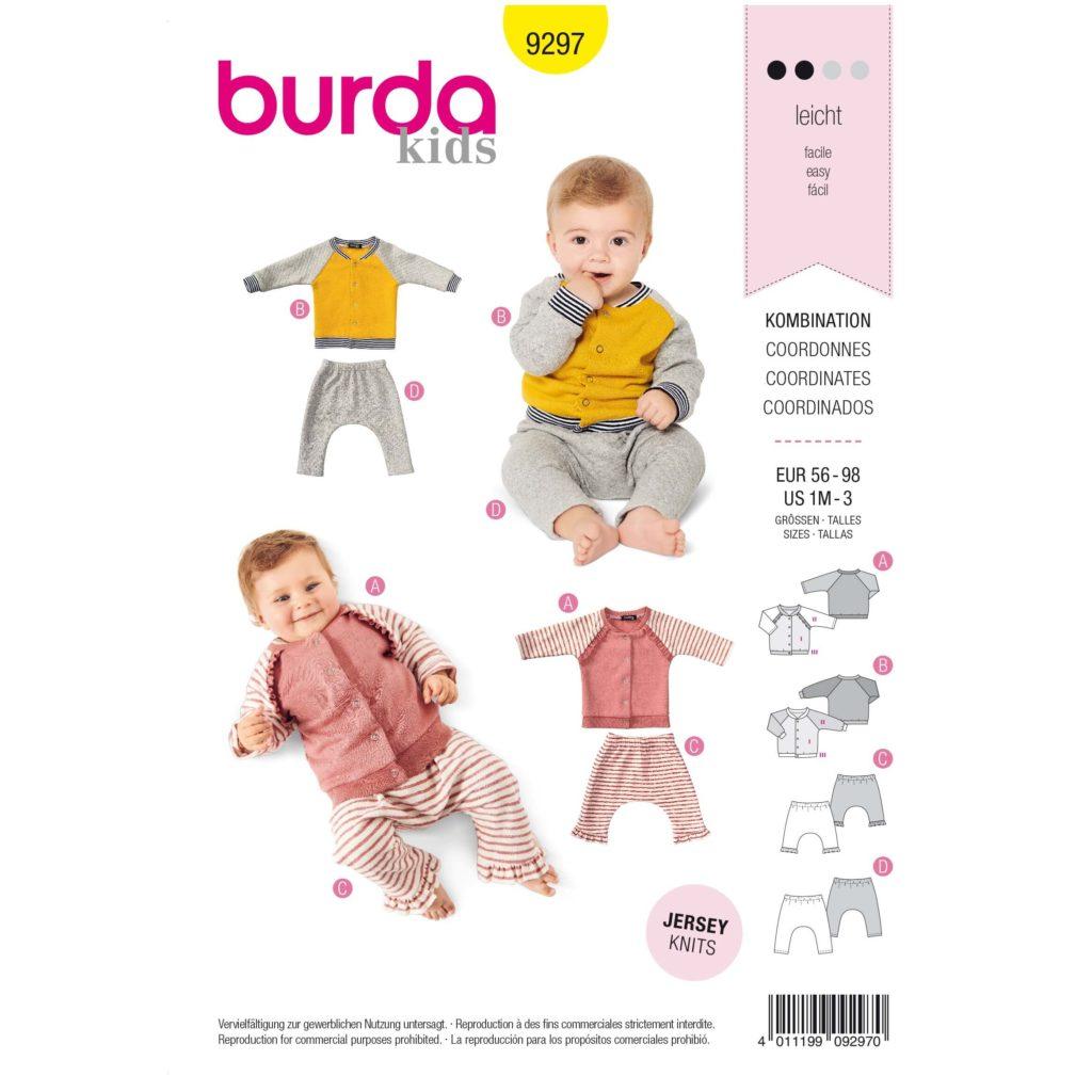 Burda 9297