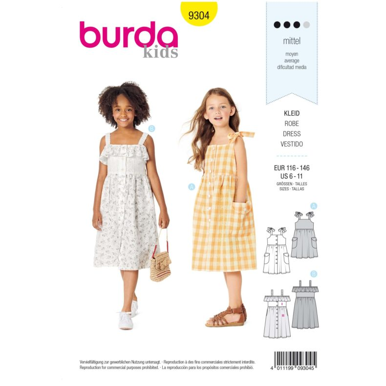 Burda 9304