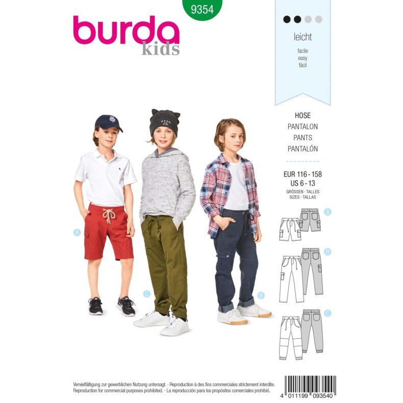 Burda 9354