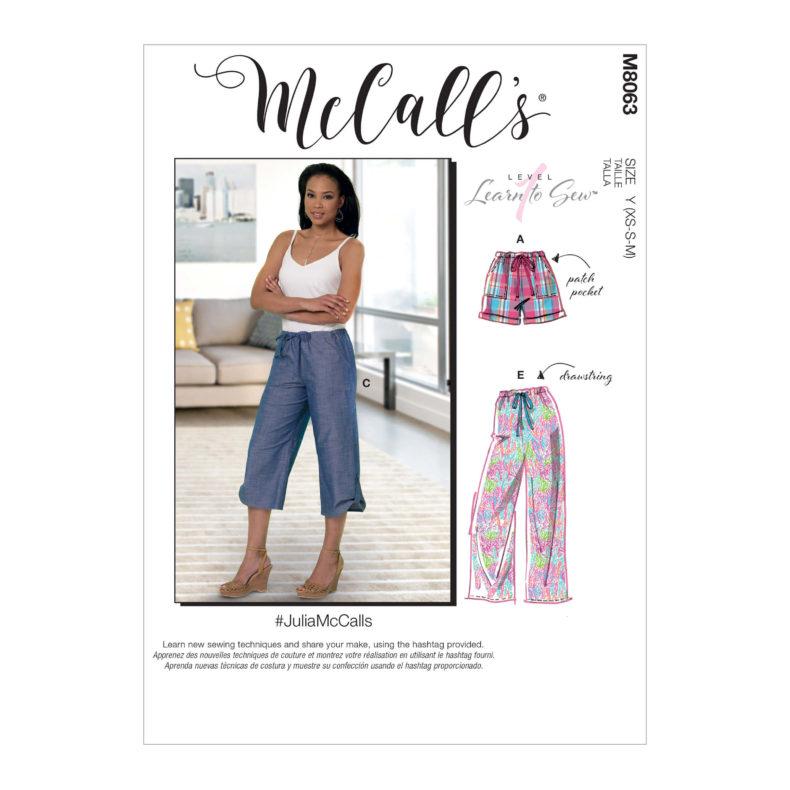 McCall's M8063