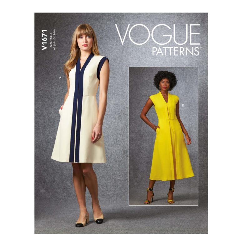 Vogue V1671