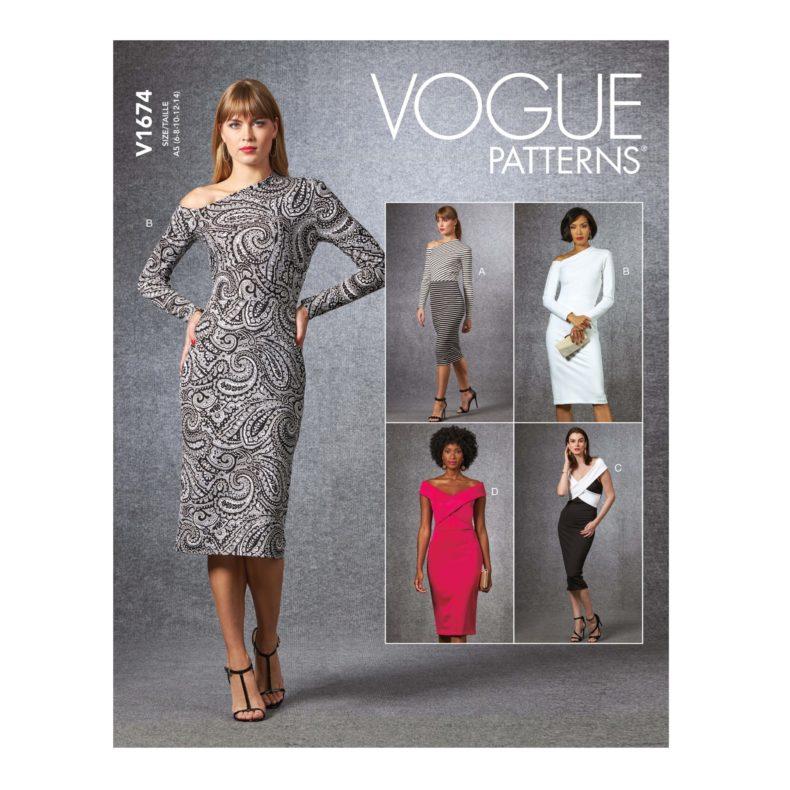 Vogue V1674