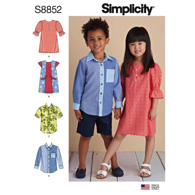 Simplicity S8852