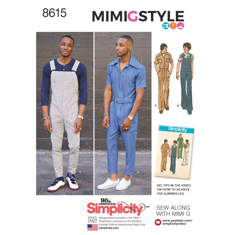 Simplicity 8615