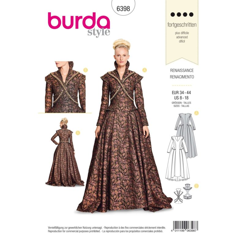 Burda 6398