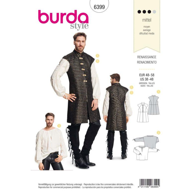 Burda 6399