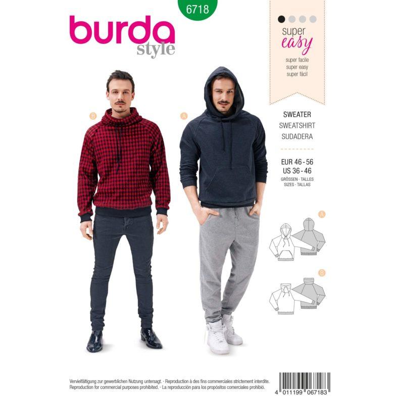 Burda 6718