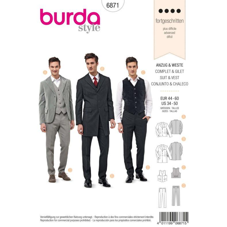 Burda 6871