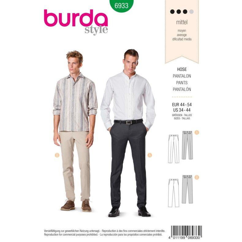 Burda 6933
