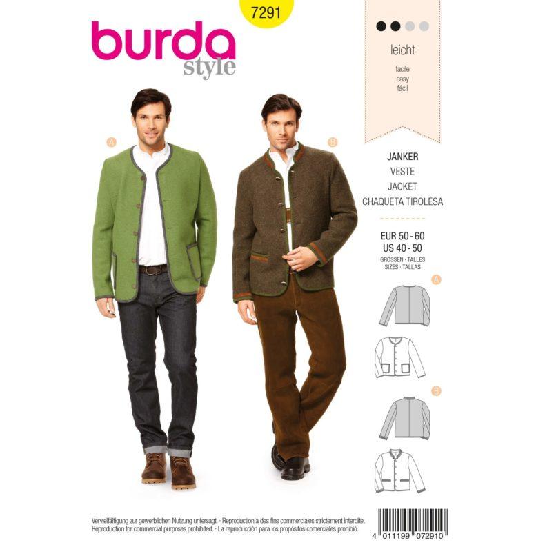 Burda 7291