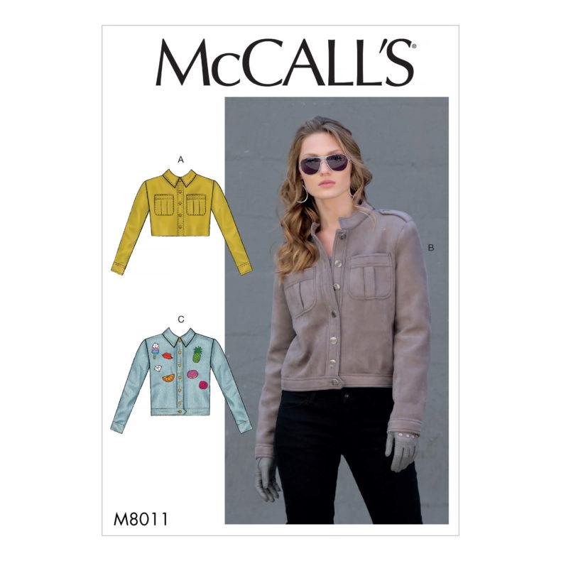 McCall's M8011