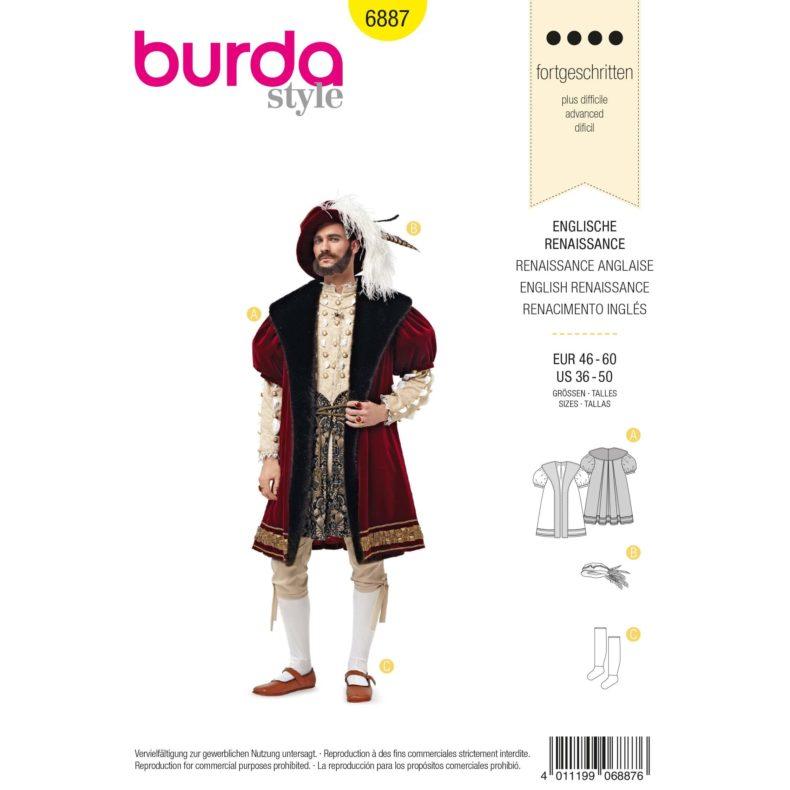 Burda 6887