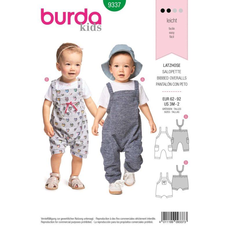 Burda 9337