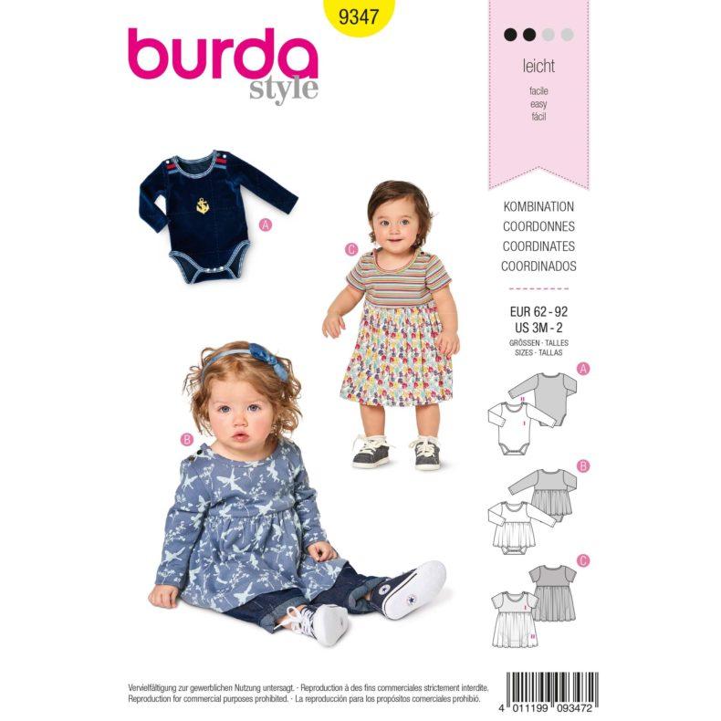 Burda 9347