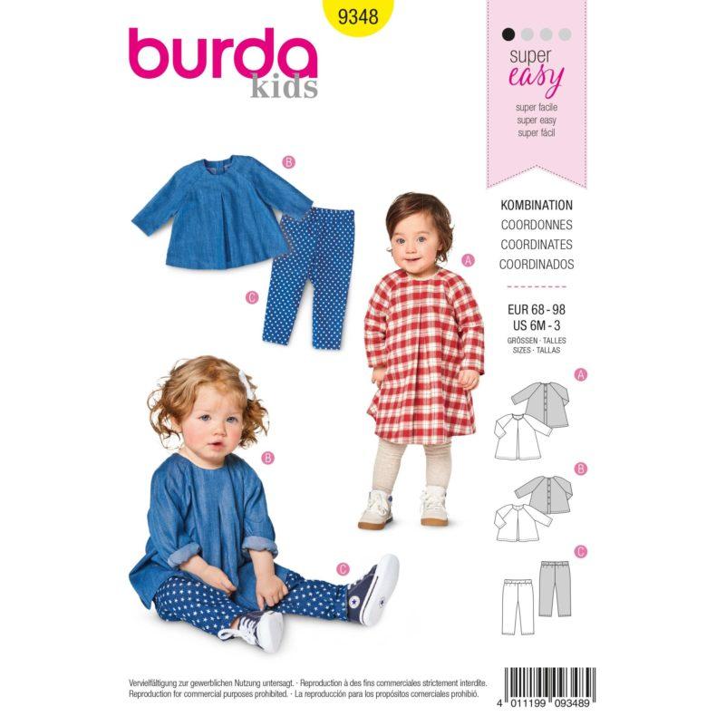 Burda 9348