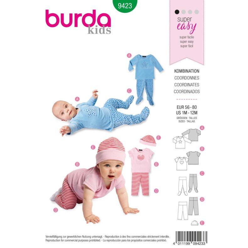 Burda 9423