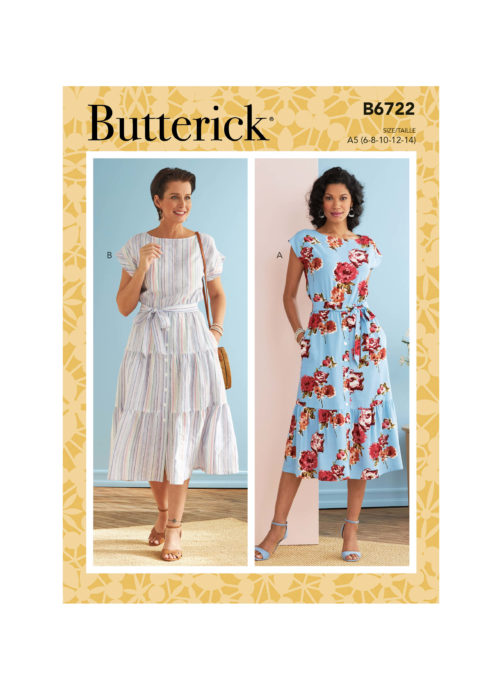 Butterick B6722
