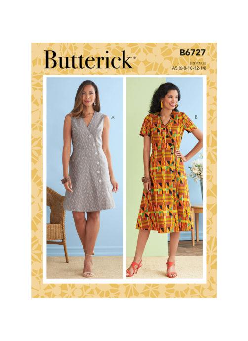 Butterick B6727