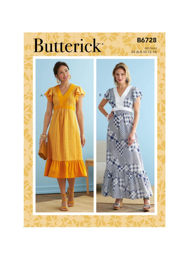 Butterick B6728