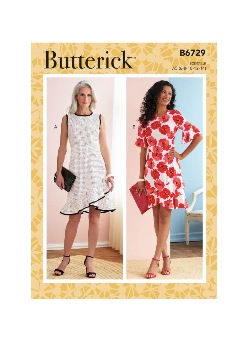 Butterick B6729