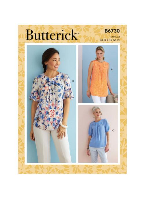 Butterick B6730