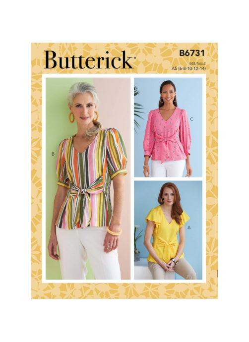 Butterick B6731