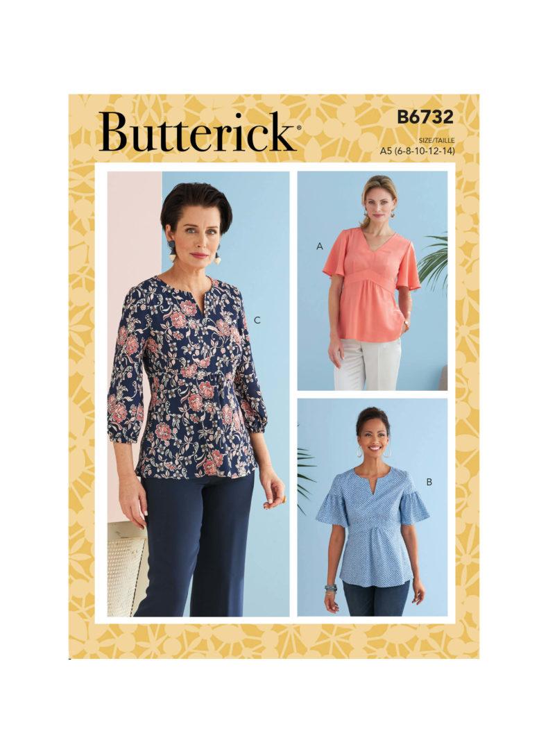 Butterick B6732