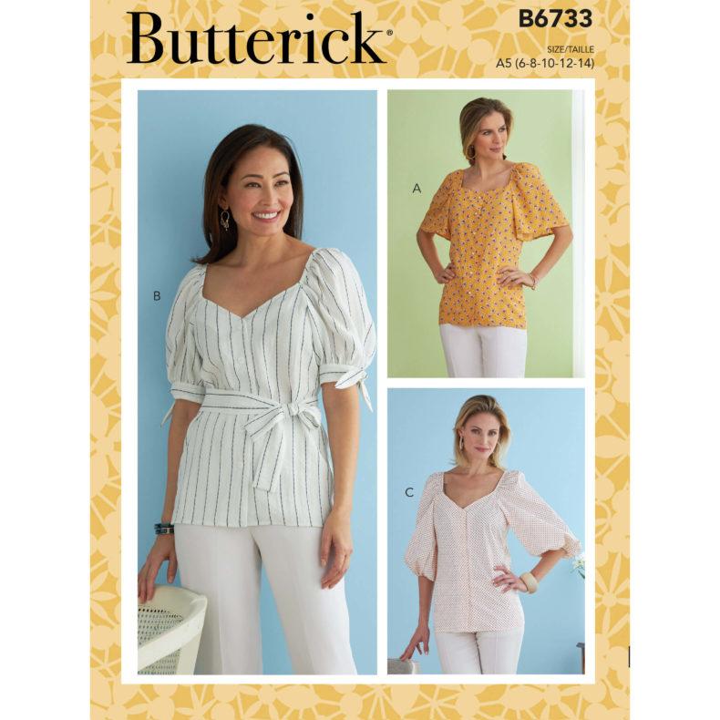 Butterick B6733