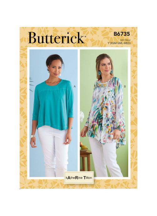 Butterick B6735