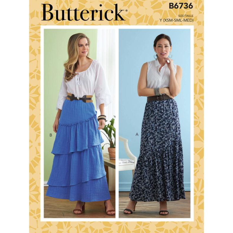 Butterick B6736