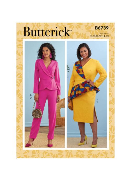 Butterick B6739