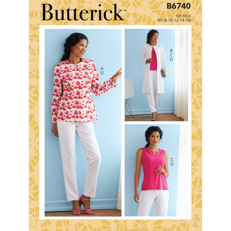 Butterick B6740